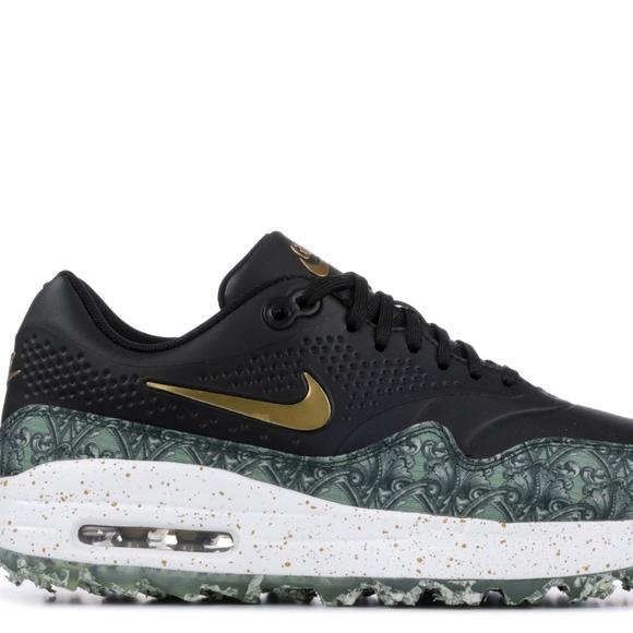 09bfdcace NEW Nike Men s Air Max 1 G NRG Golf Shoes BQ4804